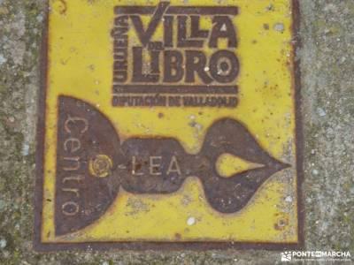 Urueña-Villa del Libro; rio cuervo macizo galaico sistema iberico costa del azahar